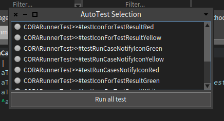 AutoTestSelection
